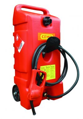 Caddy Carburant 53 litres