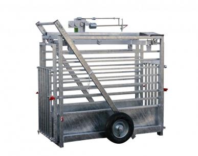 Cage de pesage mécanique PM 300 Galva