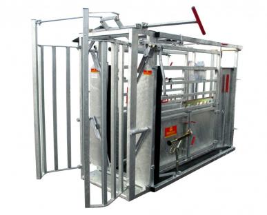 Cage réglable PM 2800 Galva avec porte PM 85