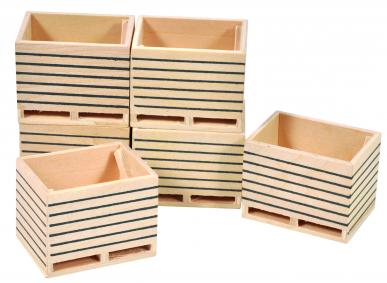 Caisses de pommes de terre (6x) KIDS GLOBE 610611 1:32