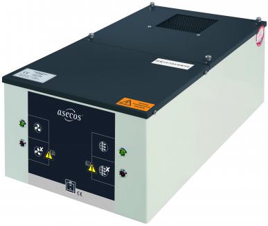 Caisson de ventilation à filtration intégrée - Modèle UFA.20.30