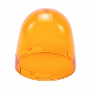 Calotte orange pour gyrophare série One