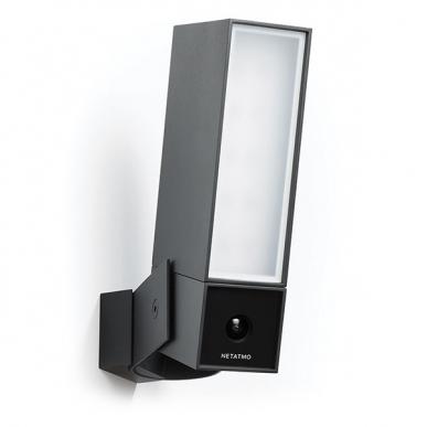 Caméra de surveillance extérieure Présence avec éclairage intégré
