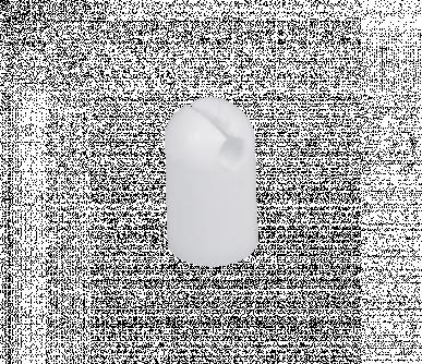 Capuchon plastique blanc, pour le premier piquet des filets de clôture électrique turbomax