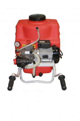 Pulvérisateur DI218 sur chariot Mistral 150L - Moteur thermique 1.5kW