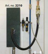 Carter d'insonorisation pour pompe pneumatique à membrane