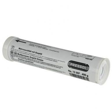 Cartouche de graisse-400 g Graisse multi-usage chargée graphite-NLGI 2