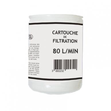 CARTOUCHE - FILTRATION 80 L/min