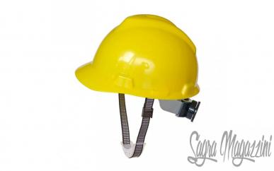 Arbeitsschutzhelm CARPENTER-G LOGICA, Textilauskleidung, Kinnriemenhelm