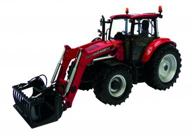 Tracteur Case IH Farmall 115U avec chargeur 1:32