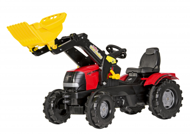 Tracteur rollyFarmTrac Case Puma CVX 240 avec chargeur ROLLY TOYS