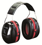 Casque antibruit Peltor Optime 3 Atténuation 34 à 35db