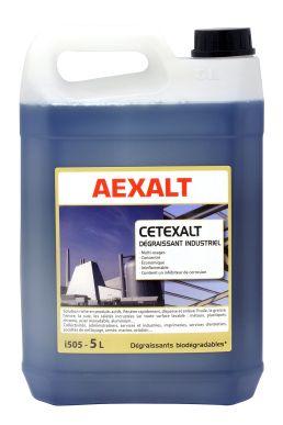 Dégraissant industriel polyvalent CETEXALT ORIGINAL Bidon 5 L
