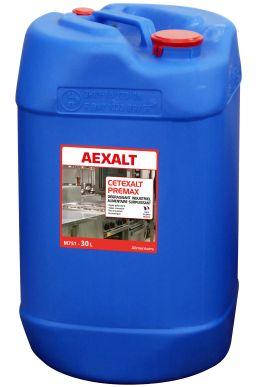 Dégraissant industriel alimentaire surpuissant CETEXALT PREMAX Fût 30 L