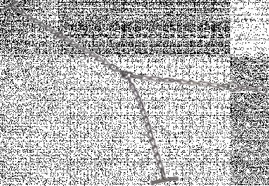 Chaîne 4 brins pour taureau, 8mm 75cm x 65cm