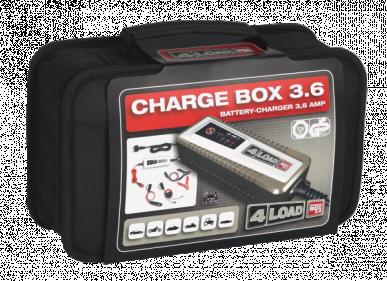 Chargeur de batterie digital Chargeur 3.6 12V jusqu'à 120 Ah