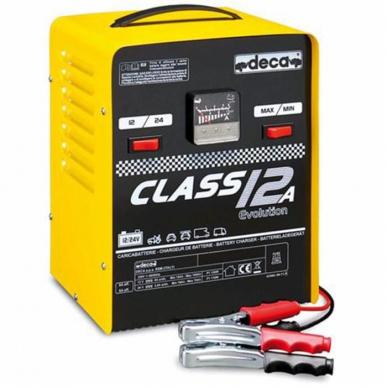 Chargeur de batterie Évolution 12/24 V Class 12 A