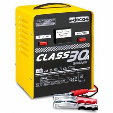 Chargeur de batterie Évolution 12/24 V Class 30 A