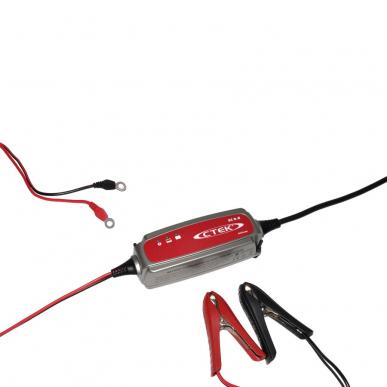 Chargeur de Batteries XC 0.8 (6V)