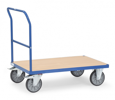 Chariot à dossier de poussée  Charge 500 kg