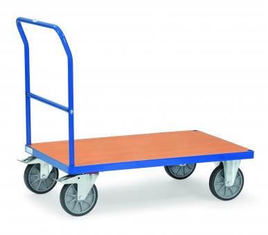 Chariot à dossier de poussée  Charge 600 kg