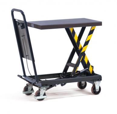 Chariot à plateforme élévatrice  Charge 250 kg