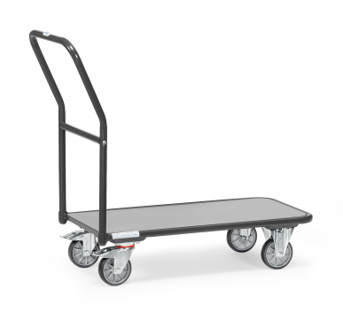Chariot de magasin  Charge 250 kg