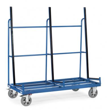Chariot porte-panneaux  Charge 1200 kg - 1 face