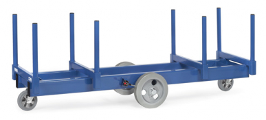 Chariot pour charges longues  Charge 2500 kg