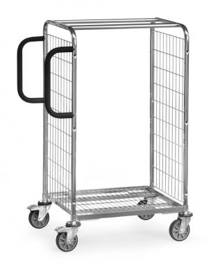 Chariot préparateur de commandes  Charge 200 à 300 kg