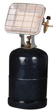 Chauffage radiant gaz- Utilisation intérieure - 2,4/4 kW
