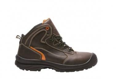 Chaussure haute sécurité MERIDA - marron S3 SRC