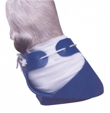 Chaussure pour sabot Bleu Standard