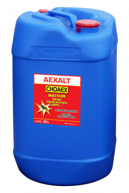Insectiside anti-guêpes et frelons CHOAEX Effect choc - Fût 30 L