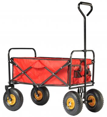 Chariot de jardin CIRCUS GARDEN 80L Pliant