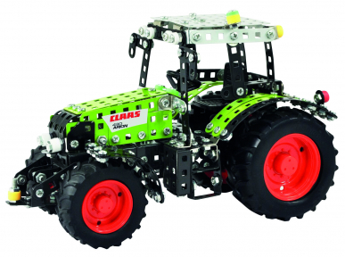 Tracteur Claas Arion 430 - Jeu de construction
