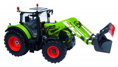 Tracteur Claas Arion 530 avec chargeur 1:32