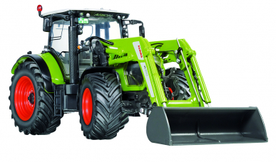 Tracteur Claas Arion 650 avec chargeur 1:32