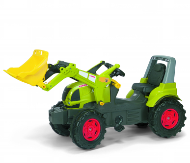 Tracteur Claas Arion 640 avec chargeur rollyFarmTrac ROLLY TOYS