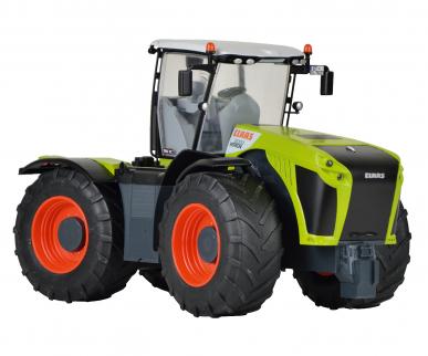 Tracteur radiocommandé Claas Axion 870 + Cargos 9600 RC 1:16