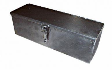Werkzeugkasten Rohstahl (unlackiert) 300 x 200 x 150 mm Dicke 10/10