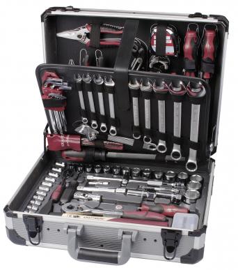 Coffret   avec 207 outils