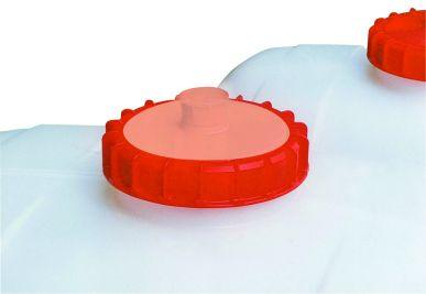 Collerette Ø 190 mm pour couvercle vissant