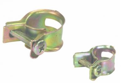 Collier Miniclamp 9 x 14 mm (sachet de 10 pièces)