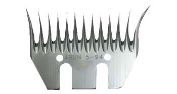 Comb 4RUNSPRINT5, package of 5