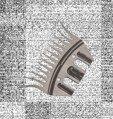 Comb BLASTA, package of 5