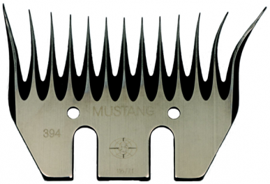 Comb MUSTANG SPRINT, package of 5
