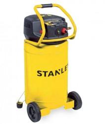 Stanley - Compresseur sans huile vertical 24L 1,5HP