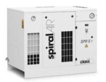 Compresseur à spirales Insonorisé - pour robot de traite - SPR 5-10 TRI