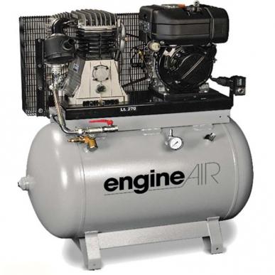 Compresseur monocylindre 230V monophasé START O15 à entraînement direct 1,5 CV
